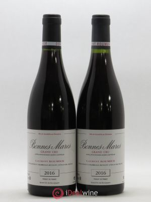 Bonnes-Mares Grand Cru Laurent Roumier  2016 - Lot de 2 Bottles