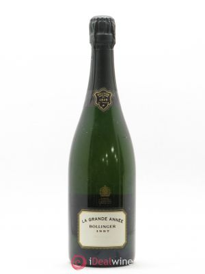 Grande Année Bollinger  1997 - Lot de 1 Bottle