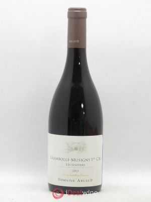 Chambolle-Musigny 1er Cru Les Sentiers Arlaud  2013