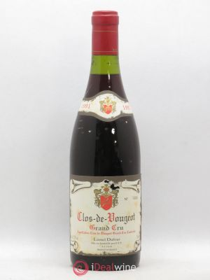 Clos de Vougeot Grand Cru Dufour (no reserve) 1991 - Lot de 1 Bottle