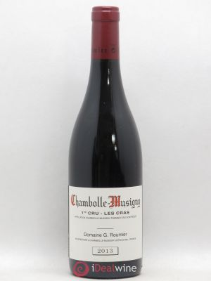 Chambolle-Musigny 1er Cru Les Cras Georges Roumier (Domaine)  2013