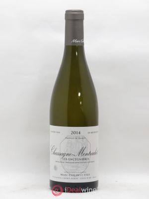 Chassagne-Montrachet Les Encegnieres Marc Colin et Fils (no reserve) 2014 - Lot de 1 Bottle