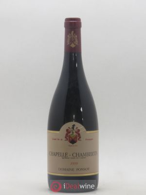 Chapelle-Chambertin Grand Cru Ponsot (Domaine)  1999 - Lot de 1 Bouteille