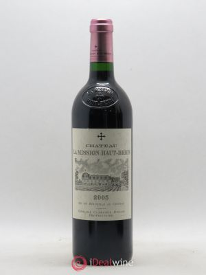 Château La Mission Haut-Brion Cru Classé de Graves  2005 - Lot de 1 Bottle