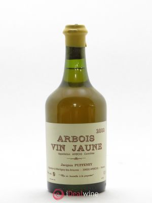 Arbois Vin Jaune Jacques Puffeney  (no reserve) 2000 - Lot de 1 Bottle