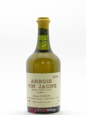Arbois Vin Jaune Jacques Puffeney  (no reserve) 2003 - Lot de 1 Bottle