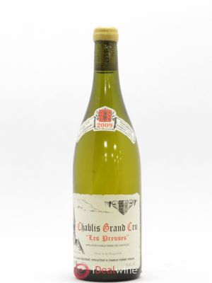 Chablis Grand Cru Les Preuses René et Vincent Dauvissat  (no reserve) 2009 - Lot de 1 Bottle