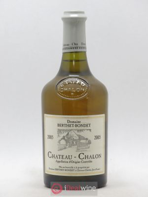 Château-Chalon Berthet-Bondet  (no reserve) 2005 - Lot de 1 Bottle
