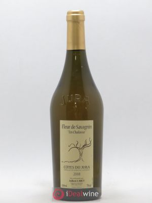 Côtes du Jura Fleur de Savagnin En Chalasse Labet (Domaine)  (no reserve) 2008 - Lot de 1 Bottle