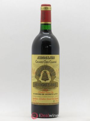 Château Angélus 1er Grand Cru Classé A  1994 - Lot de 1 Bottle