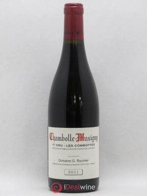 Chambolle-Musigny 1er Cru Les Combottes Georges Roumier (Domaine)  2011