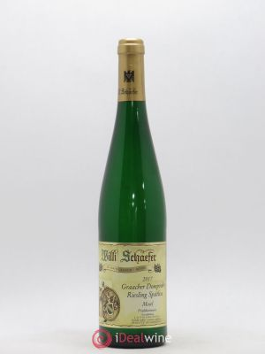 Riesling Spatlese Graacher Domprost Willi schaefer 2017 - Lot de 1 Bottle