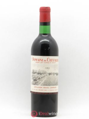 Domaine de Chevalier Cru Classé de Graves  1961 - Lot de 1 Bottle