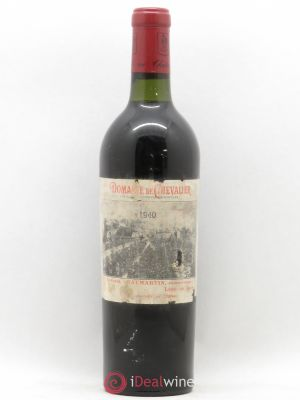 Domaine de Chevalier Cru Classé de Graves  1940 - Lot de 1 Bottle