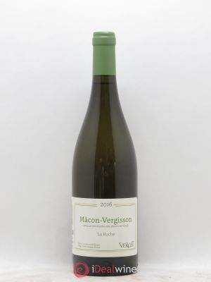 Mâcon-Vergisson La Roche Verget  2016 - Lot de 1 Bottle