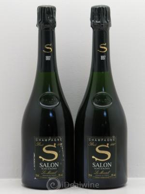 Liste des vins de champagne de 1997 1997 16 12 2015en for 1997 champagne salon