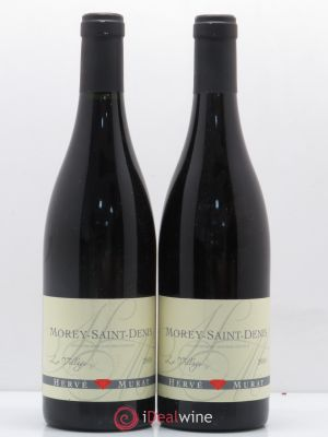 Morey Saint-Denis Le Village Hervé Murat 2008 - Lot de 2 Bottles