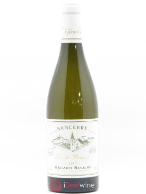 Sancerre Clos de Beaujeu Gérard Boulay (Domaine)  2015 - Lot de 1 Bottle