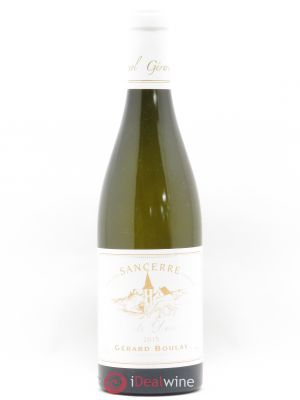 Sancerre Monts Damnés Gérard Boulay (Domaine)  2015 - Lot de 1 Bottle