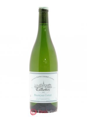 Sancerre Les Caillottes François Cotat  2017 - Lot de 1 Bottle