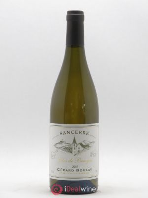 Sancerre Clos de Beaujeu Gérard Boulay (Domaine)  (no reserve) 2001 - Lot de 1 Bottle
