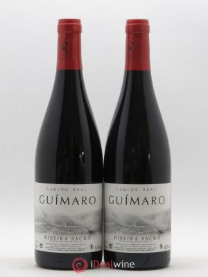Espagne Ribeira Sacra DO Giumaro Camino Real (no reserve) 2017 - Lot de 2 Bottles