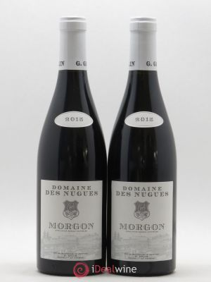 Morgon Domaine des Nugues (no reserve) 2015 - Lot de 2 Bottles