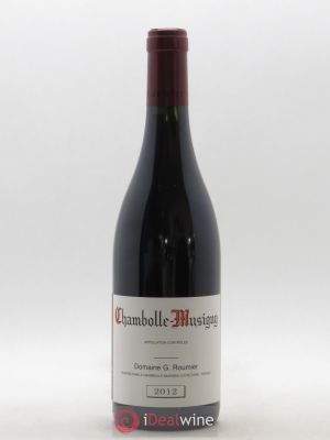 Chambolle-Musigny Georges Roumier (Domaine)  2012