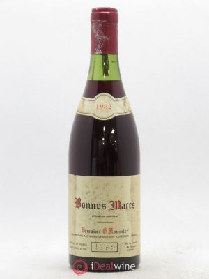 Bonnes-Mares Grand Cru Georges Roumier (Domaine)  1982 - Lot de 1 Bottle