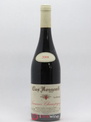 Saumur-Champigny Le Bourg Clos Rougeard  2008 - Lot de 1 Bottle