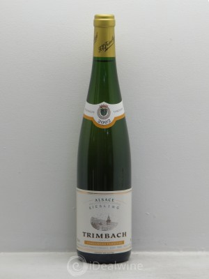 Riesling Vendanges Tardives Trimbach (Domaine)  2002 - Lot de 1 Bottle