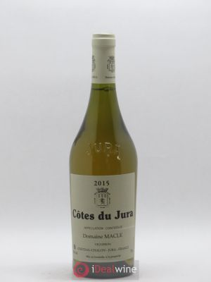Côtes du Jura Jean Macle  (no reserve) 2015 - Lot de 1 Bottle