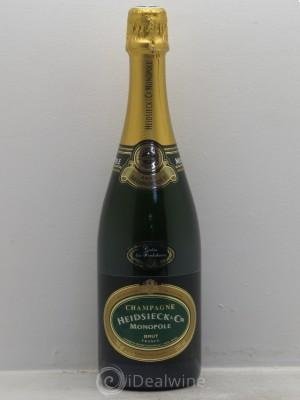 acheter brut champagne heidsieck co monopole cuv e des fondateurs 1 bouteille vente de vins. Black Bedroom Furniture Sets. Home Design Ideas