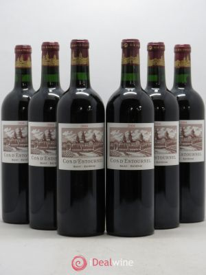 Cos d'Estournel 2ème Grand Cru Classé  2004 - Lot de 6 Bottles