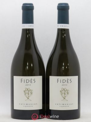 Savennières Fidès Eric Morgat  2013 - Lot de 2 Bottles