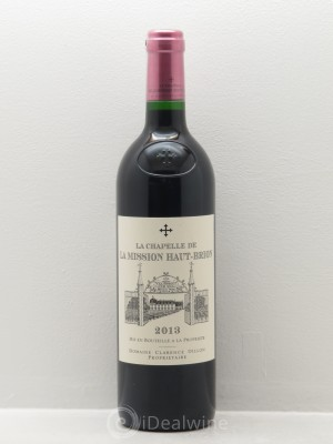 La Chapelle de La Mission Haut-Brion Second Vin 2013 - Lot de 1 Bouteille