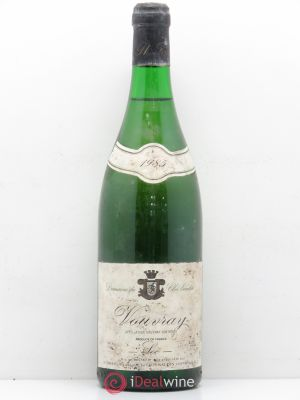 Vouvray Sec Clos Naudin - Philippe Foreau  1985