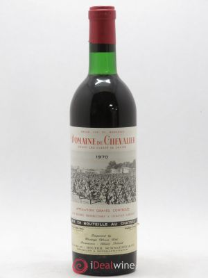Domaine de Chevalier Cru Classé de Graves  1970 - Lot de 1 Bottle