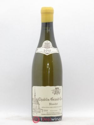 Chablis Grand Cru Blanchot Raveneau (Domaine)  2010 - Lot de 1 Bottle