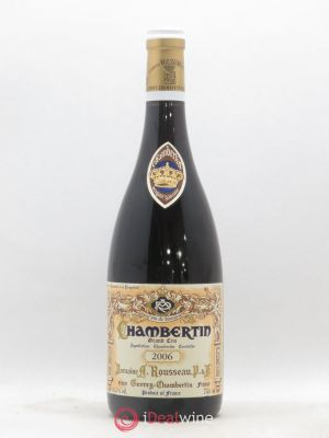 Chambertin Grand Cru Armand Rousseau (Domaine)  2006 - Lot de 1 Bottle
