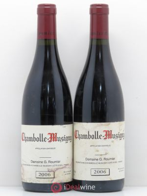 Chambolle-Musigny Georges Roumier (Domaine)  2006