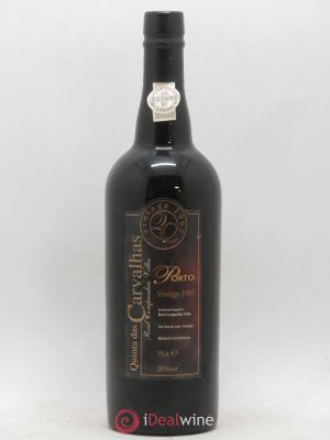 Porto Vintage Port Quinta Das Carvalhas 1997 - Lot de 1 Bottle