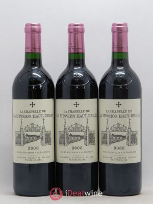 La Chapelle de La Mission Haut-Brion Second Vin  2008