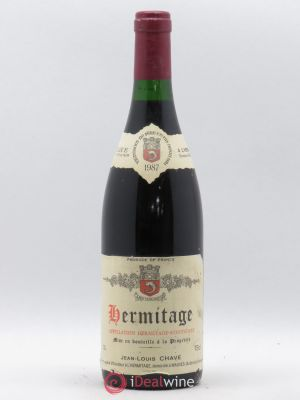 Hermitage Jean-Louis Chave  1987 - Lot de 1 Bottle