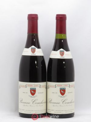Beaune 1er Cru coucherias Pierre Labet 1999 - Lot de 2 Bottles