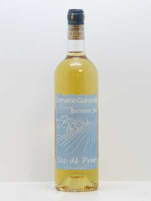 Jurançon Sec dé Prat Guirardel (Domaine)  2012 - Lot de 1 Bottle