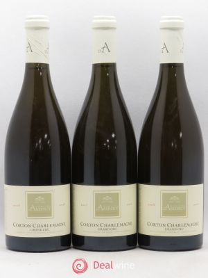 Corton-Charlemagne Grand Cru Domaine D'Ardhuy 2005 - Lot de 3 Bottles