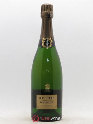 R.D. Bollinger  1973 - Lot de 1 Bottle