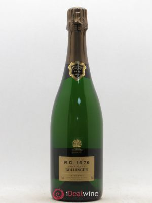 R.D. Bollinger  1976 - Lot de 1 Bottle