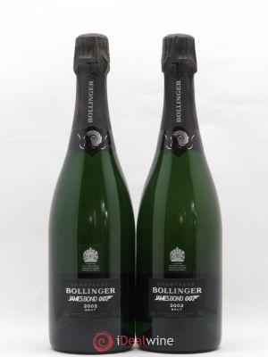 James Bond 007 Bollinger  2002